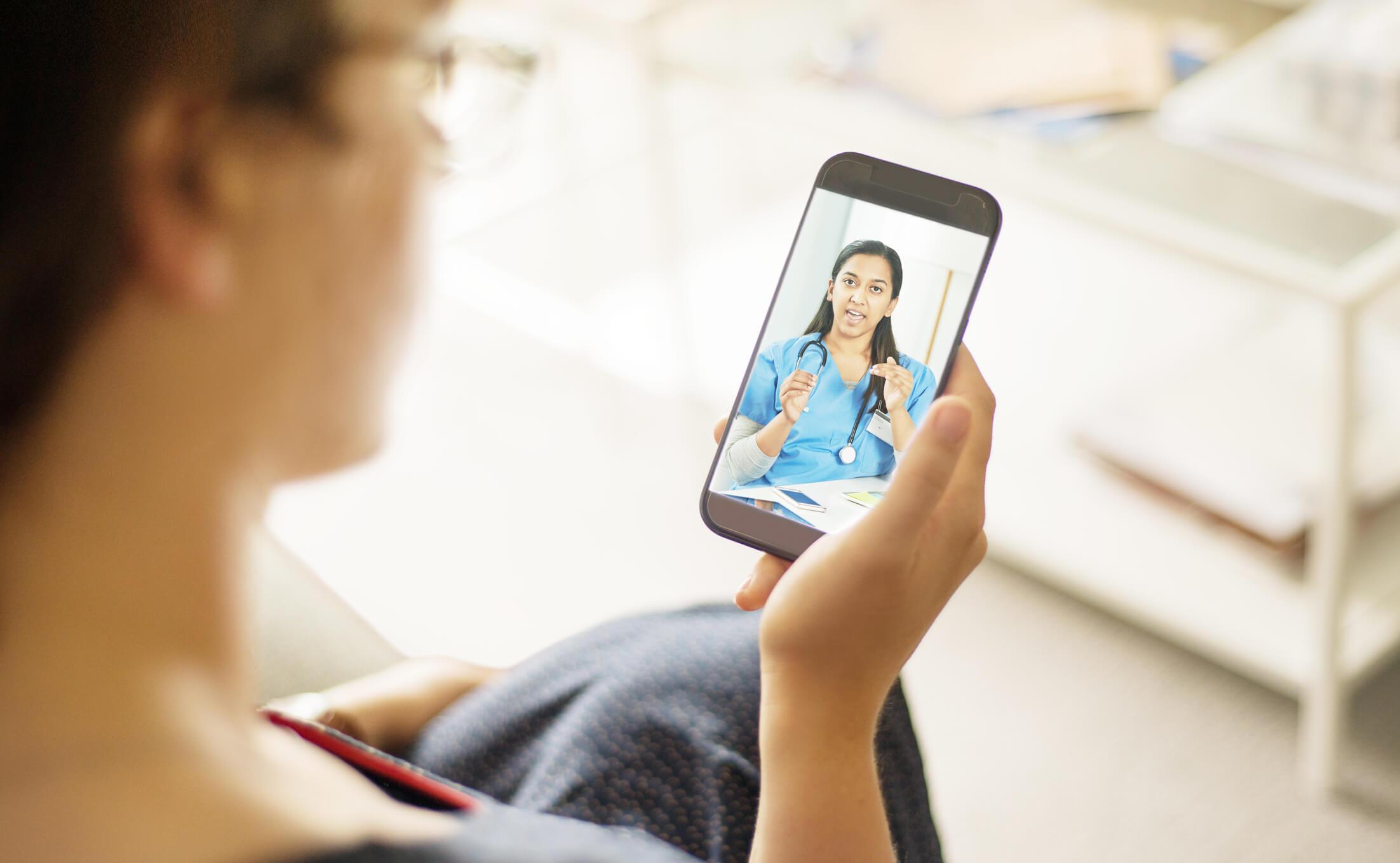 Foto de Beneficiário de plano de saúde pode fazer consulta por telemedicina