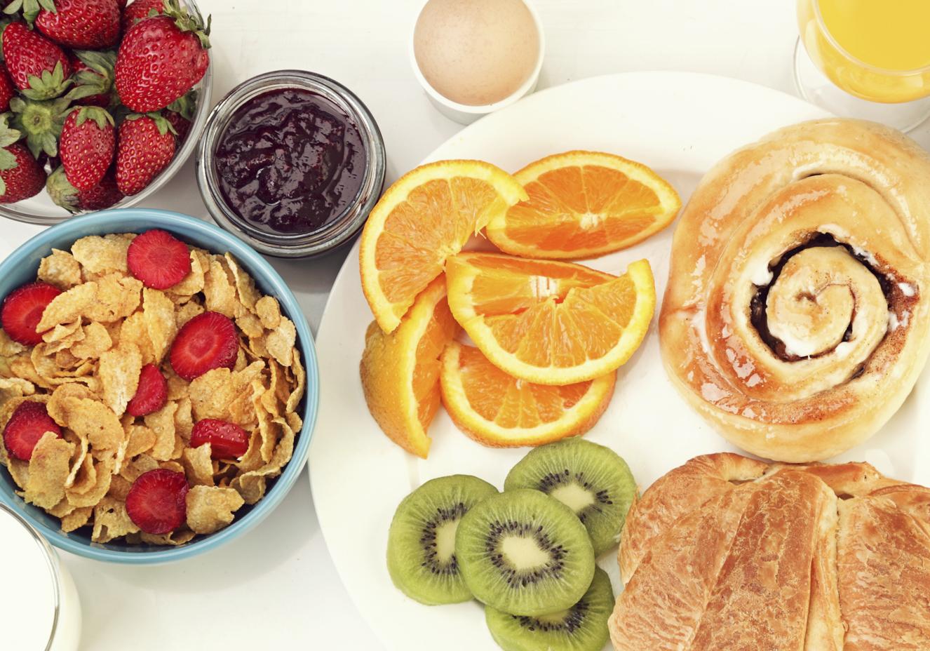 Foto de Café da manhã fitness - O que comer na dieta