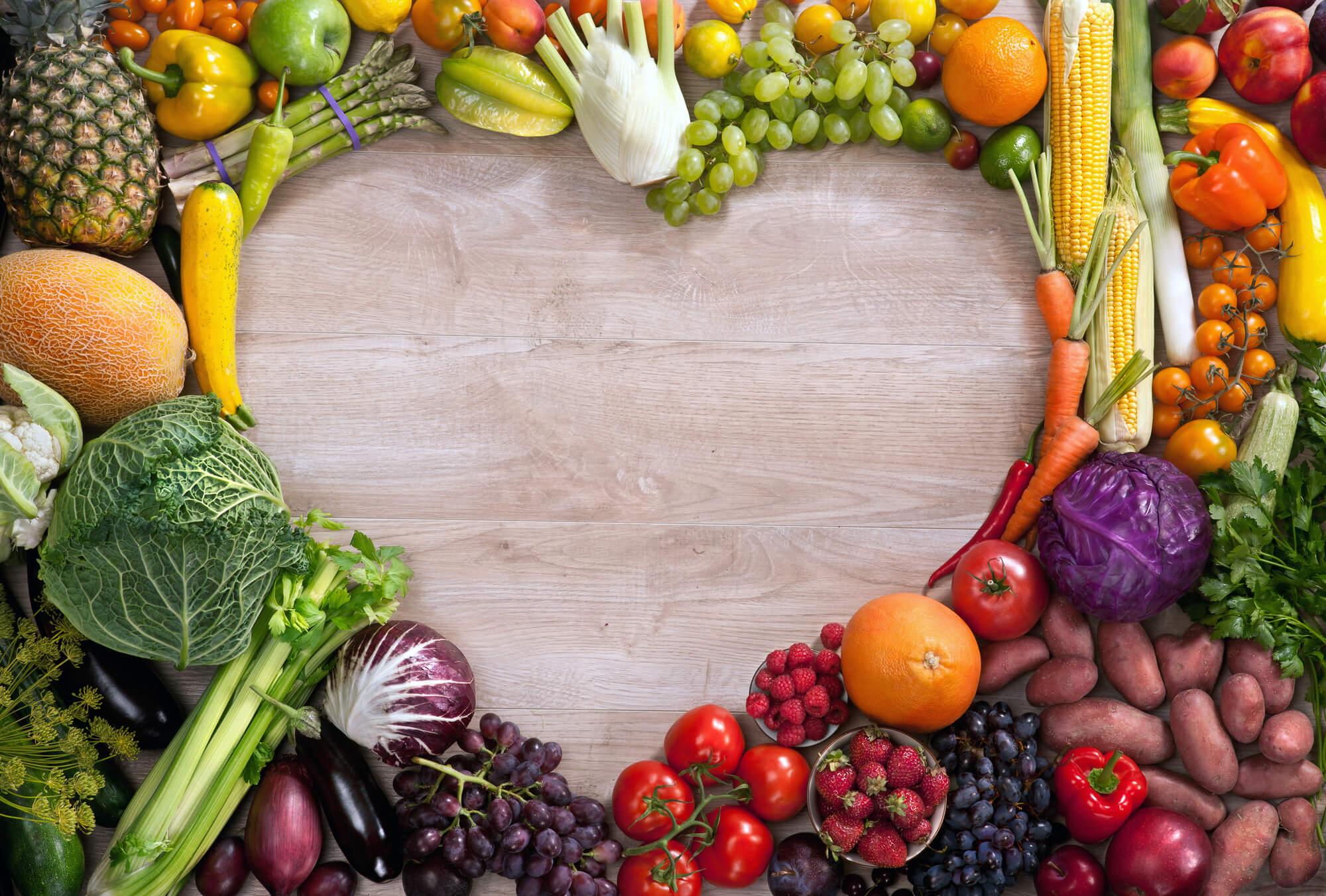 Foto de Como a alimentação saudável  pode influenciar no bem-estar das pessoas