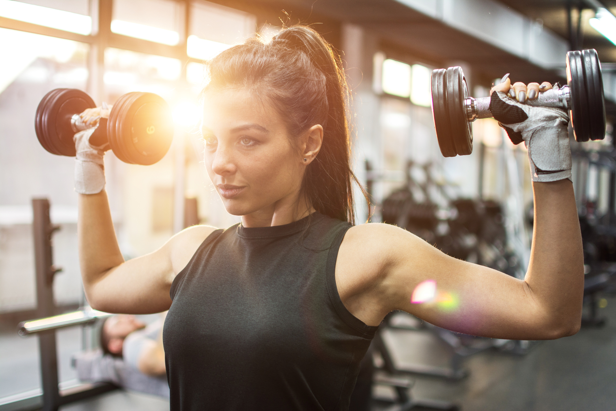 Foto de 5 fontes de energia para potencializar seu treino na academia