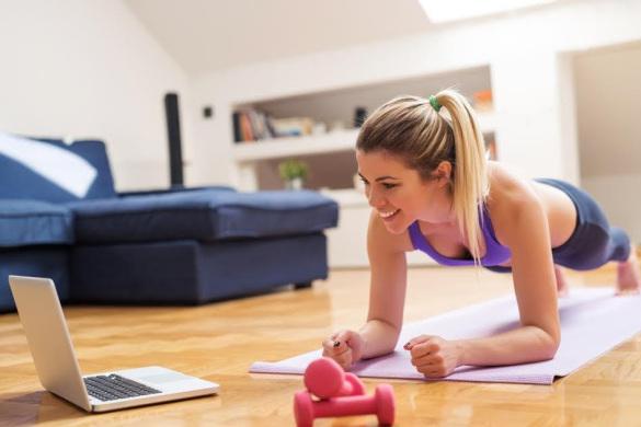 Foto de Treino em casa: 6 dicas de exercícios simples para fazer em casa