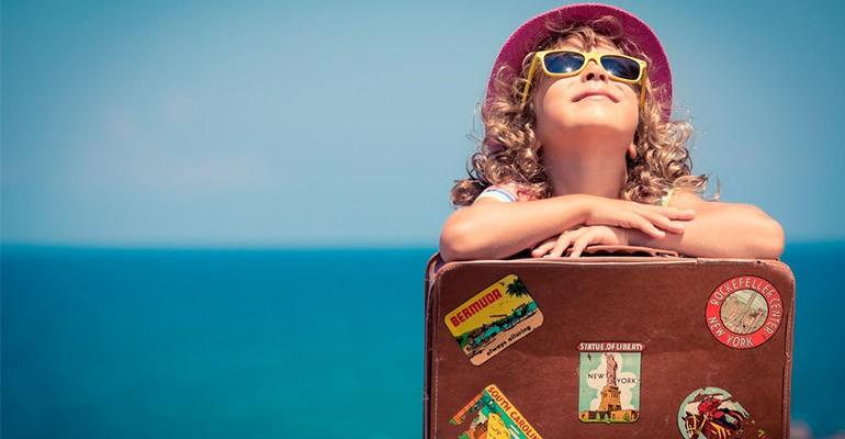 Foto de Saúde das crianças nas férias: 5 dicas incríveis