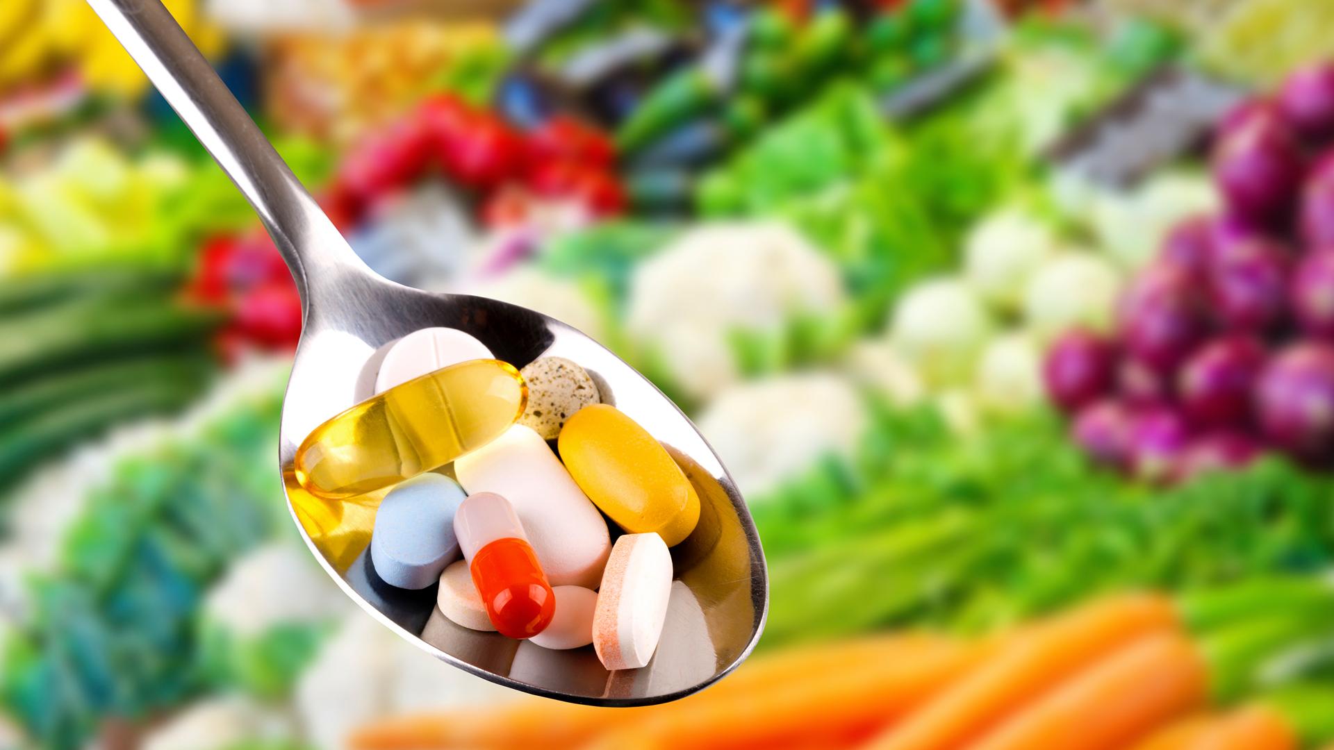 Foto de Alimentos saudáveis e produtos manipulados: combinação perfeita