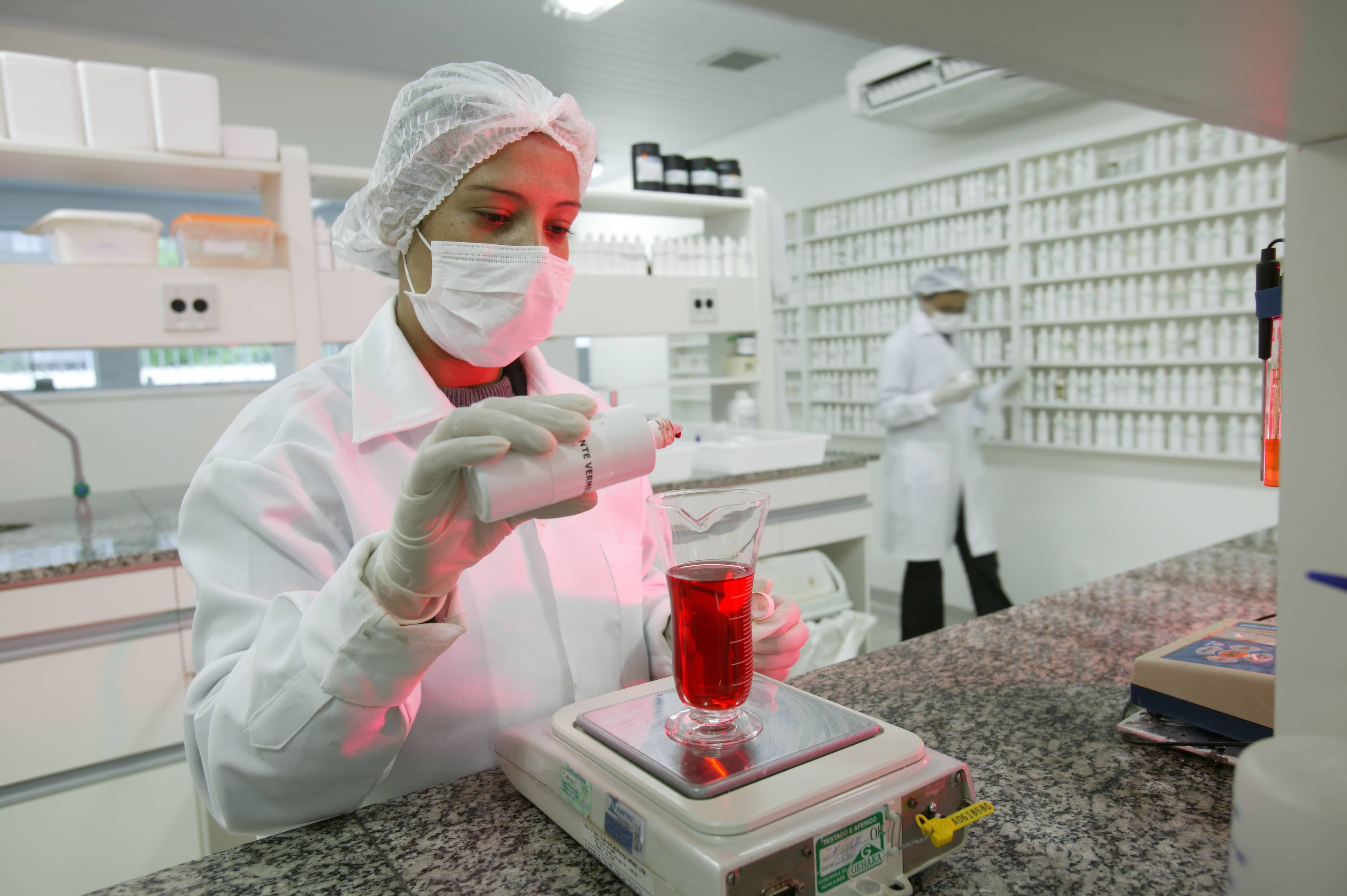 Foto de Laboratório de manipulação confiável