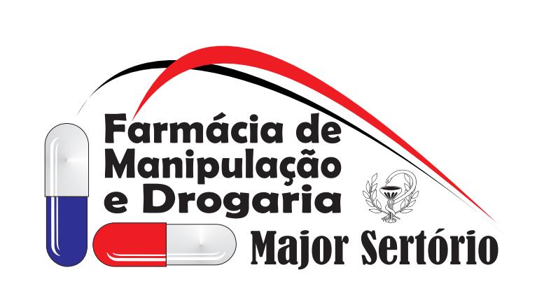 Logo de Farmácia de Manipulação Major Sertório