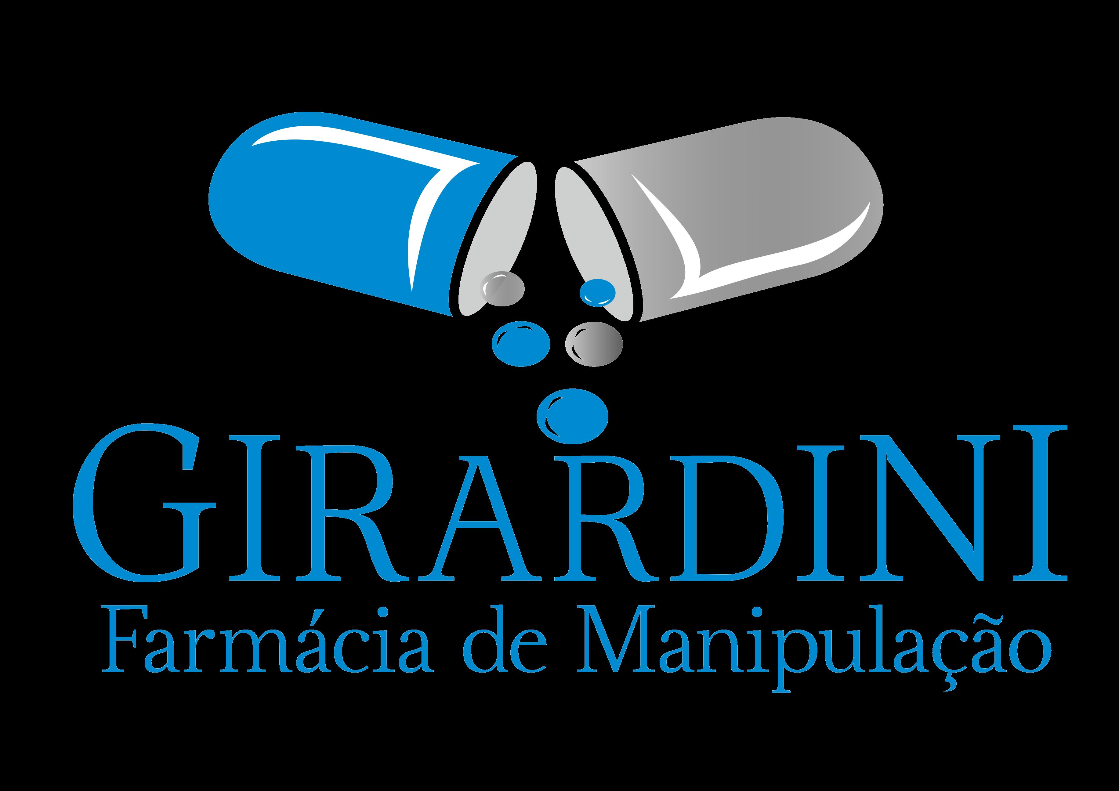 Logo de FARMÁCIA DE MANIPULAÇÃO GIRARDINI
