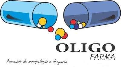 Logo de Oligo Farma Farmácia de Manipulação