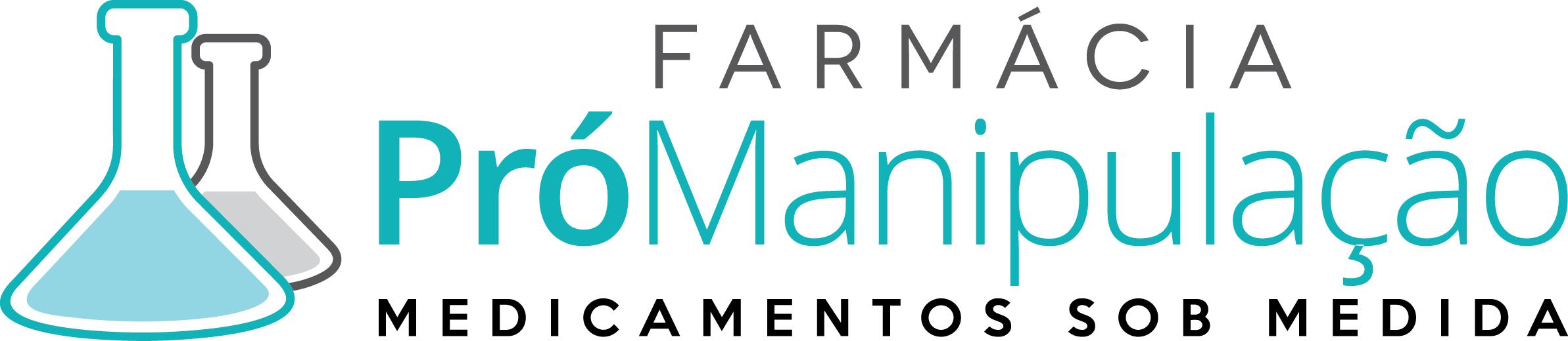 Logo de Farmácia Promanipulação