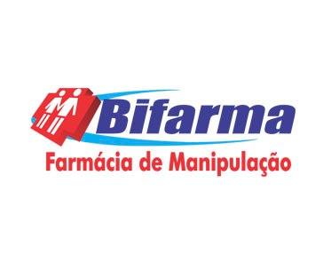Logo de Bifarma Manipulação